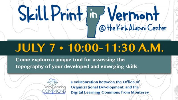 Skill Print Workshop