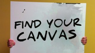 Canvas is here